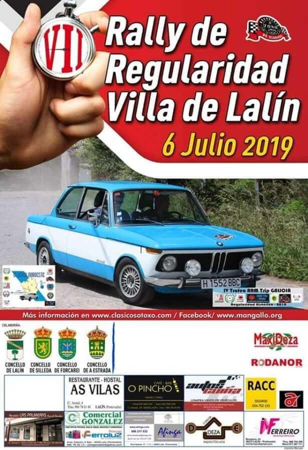 carreras coches clasicos Pontevedra