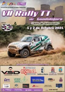 Rally TT en Cifuentes, Guadalajara