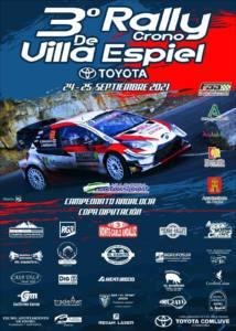 Rally Crono Villa Espiel, Córdoba