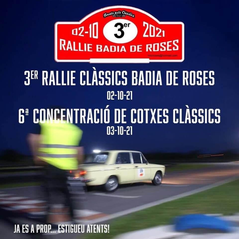 Rallie i Concentració Clàssics Badia de Roses, Girona