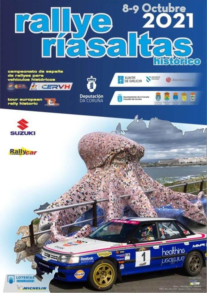 Rallye Clásicos Rías Altas, La Coruña