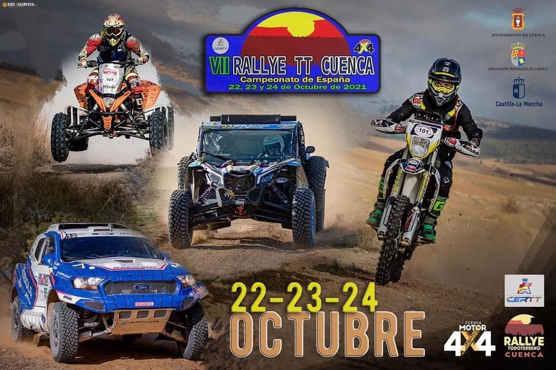 Rallye TT Cuenca