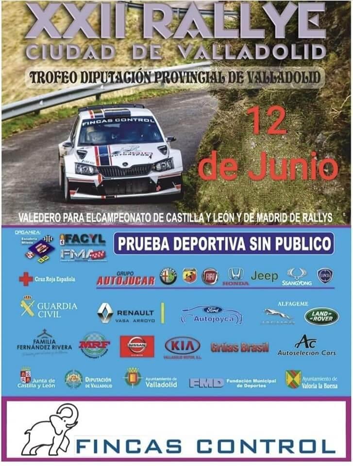 Rallye Valladolid