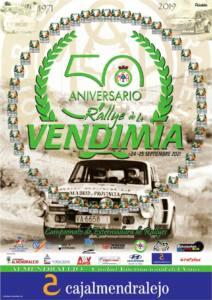 Rallye de la Vendimia en Almendralejo, Badajoz
