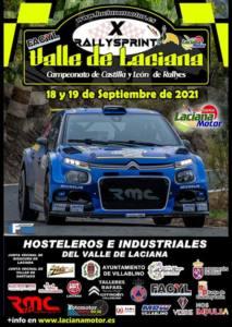 Rallysprint Valle de Laciana, en Villablino, León