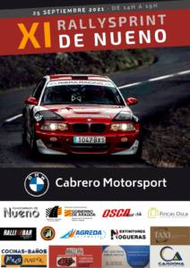 Rallysprint de Nueno, Huesca