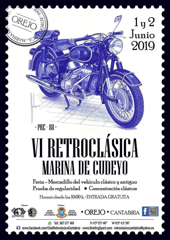 concentraciones moteras Cantabria