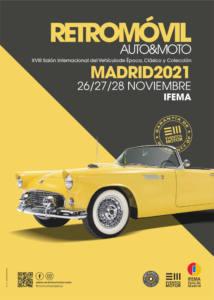 Retromóvil Madrid 2021