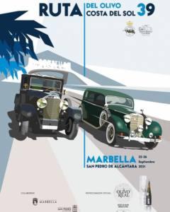 Ruta del Olivo en Marbella