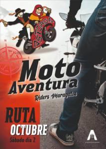 Moto Aventura en Astorga, León