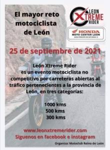León Xtreme Rider