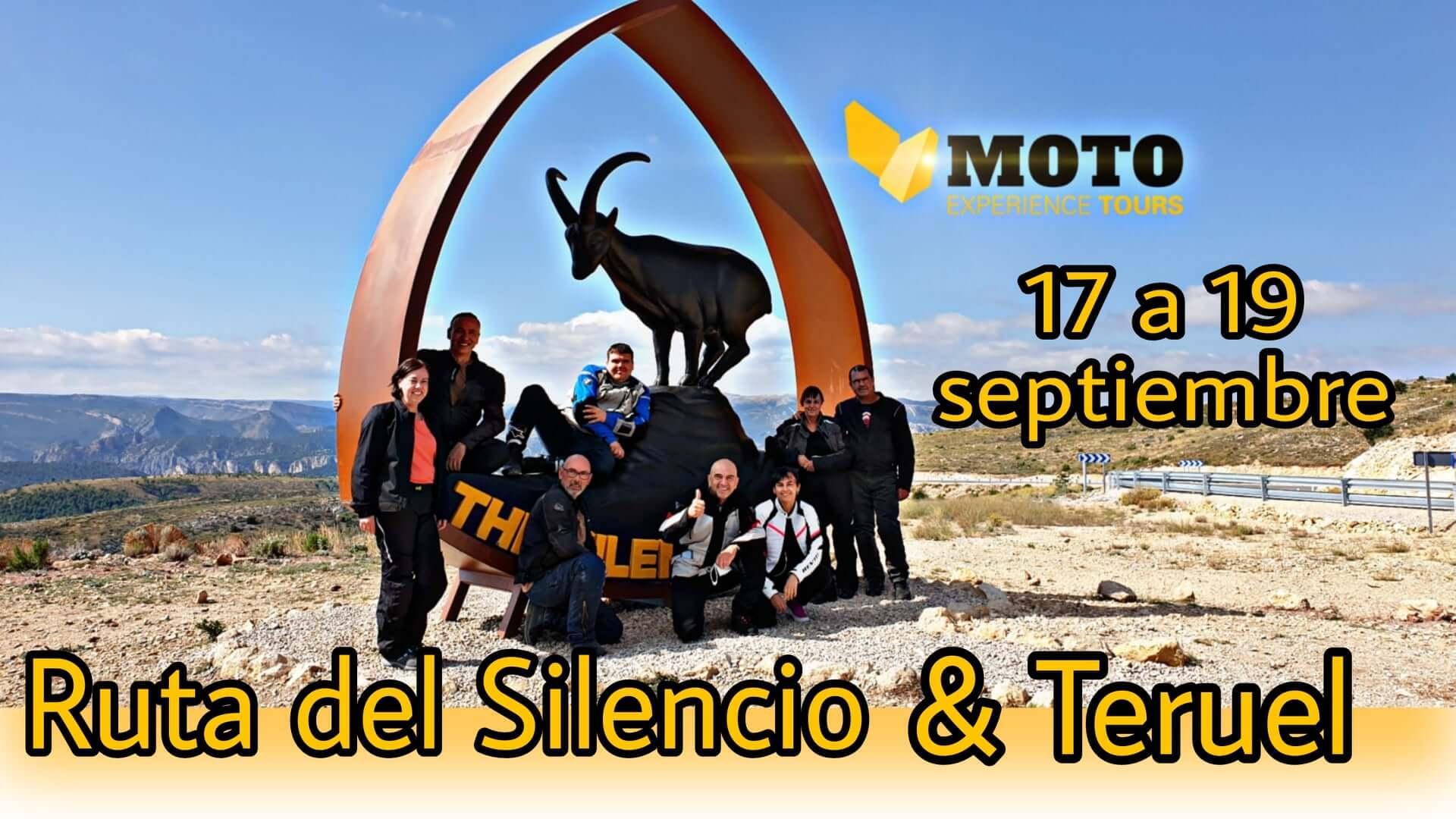 Ruta motera del Silencio y Teruel