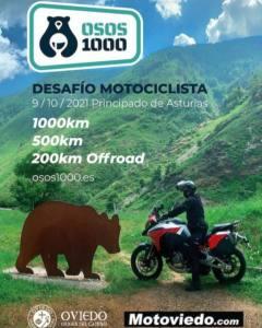 Desafío Motociclista Osos 1000