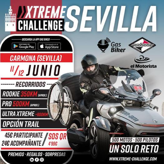 Xtreme Challenge Sevilla