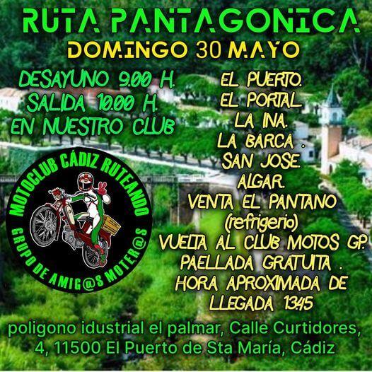 Ruta Motera Patagónica
