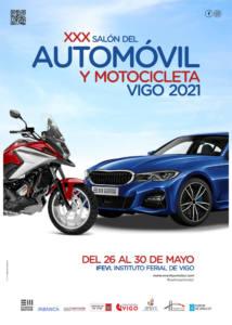 Salón del automóvil y motocicleta de Vigo 2021