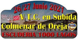 Subida en Colmenar de Oreja, Madrid