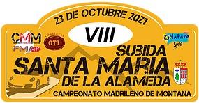 Subida Santa María de la Alameda, Madrid