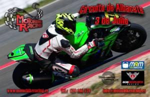 Tandas Motos en Albacete, organizado por Motorbike Racing.