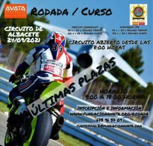 Tandas y Curso motos en Albacete