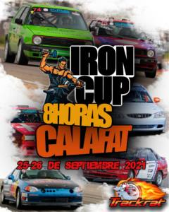 Iron Cup 8h en Calafat