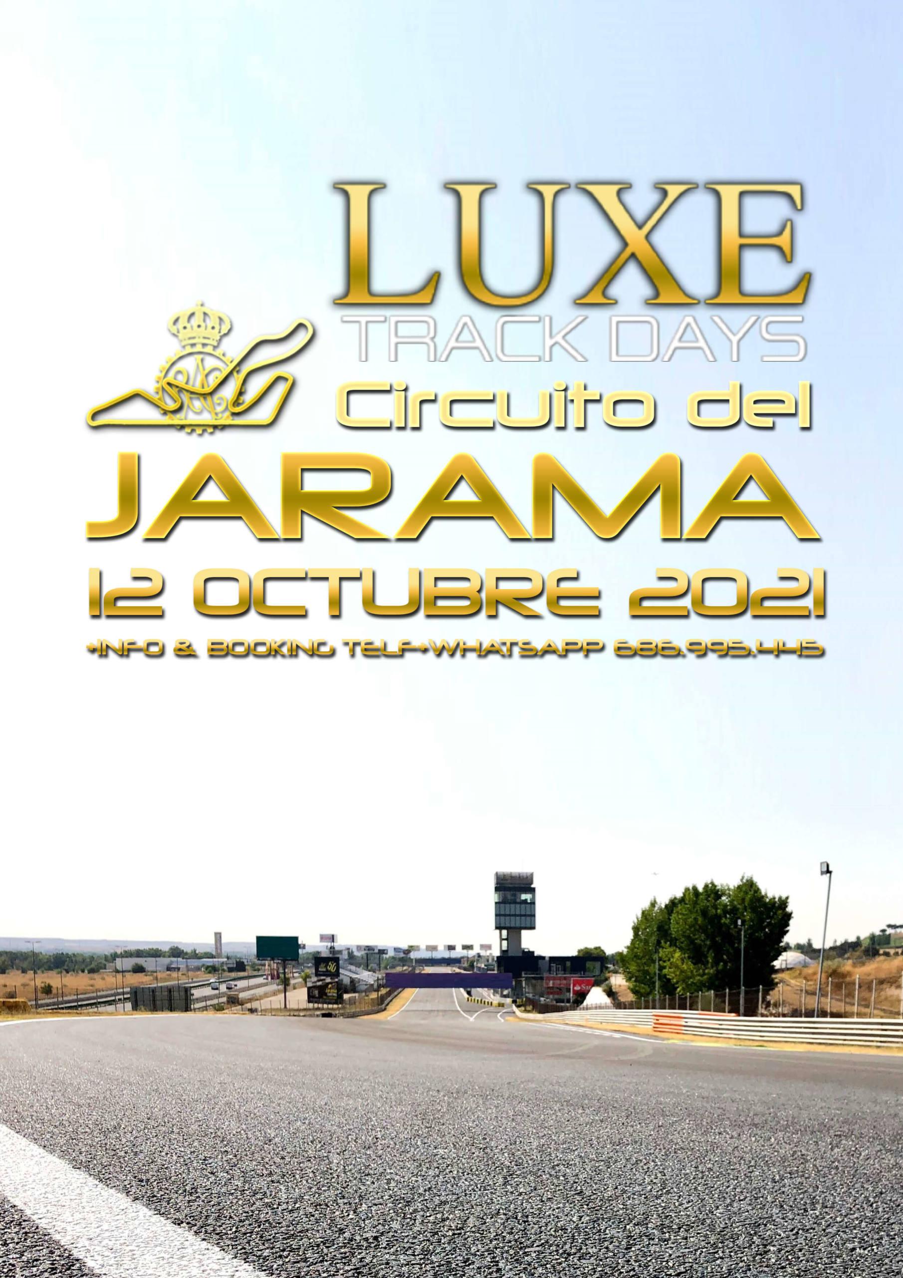 Tandas coches en Madrid, Circuito del Jarama, por Tandas Privadas