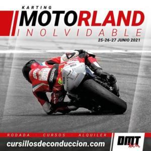 Tandas de Motos en Motorland, Aragón