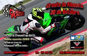 Tandas moteras en Albacete, por Motorbike Racing