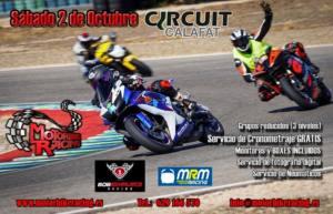 Tandas moteras en Calafat, por Motorbike Racing