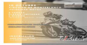 Cursos y tandas moteras en Monteblanco, por Vial Motor