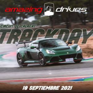 Tandas de coches en Circuito de Calafat, por Amazing Drives