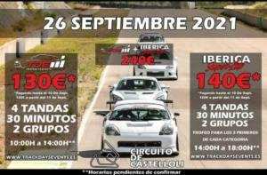 Trackday en Circuito de Castellolí.