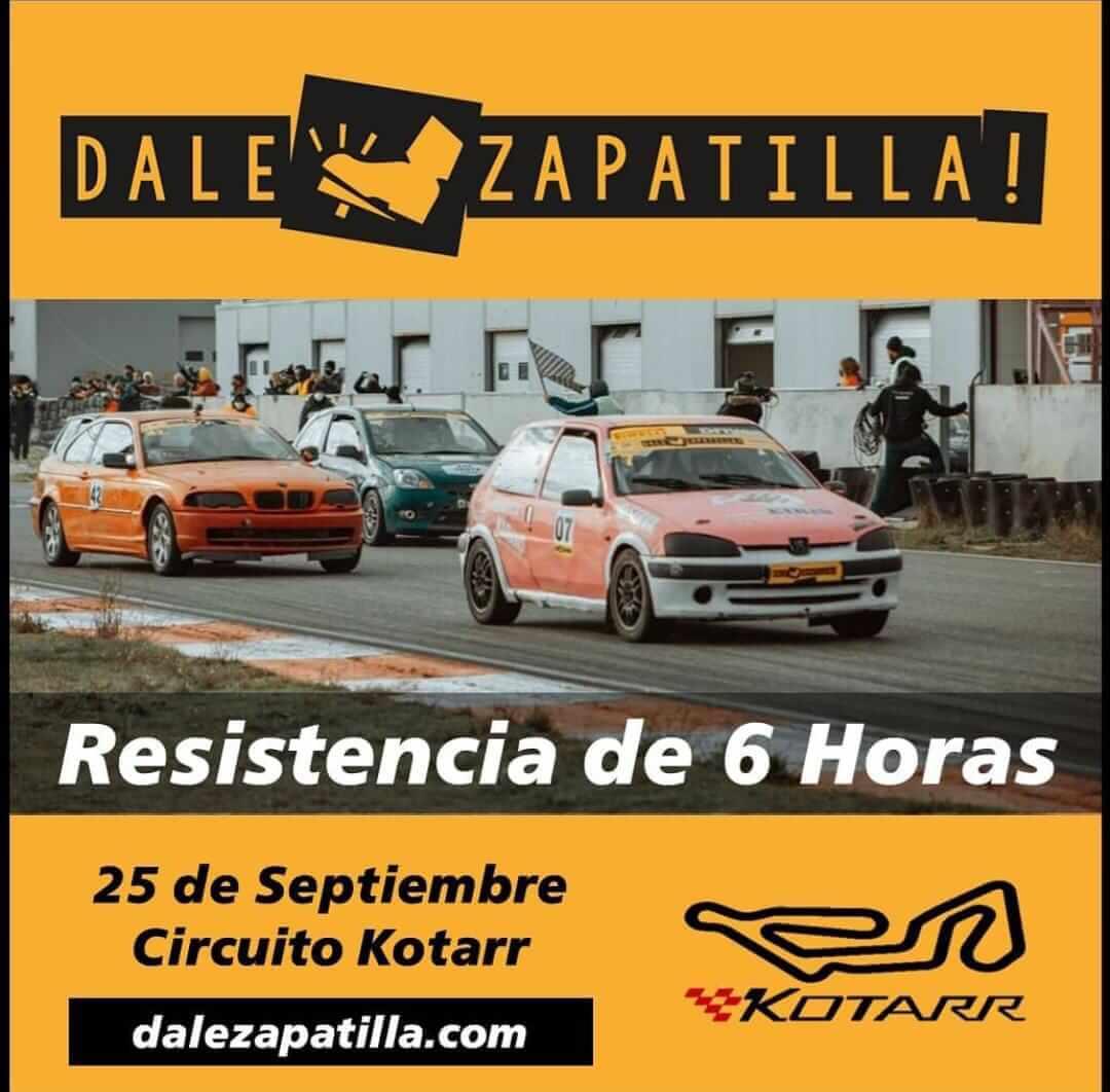 carrera resistencia en kotarr