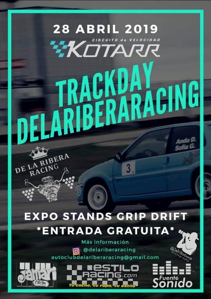 Trackday de la Ribera Racing