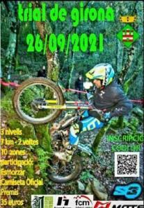Trial moto de Girona