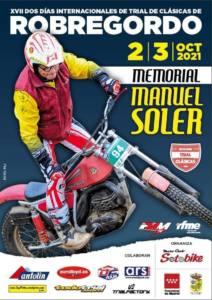 Trial motos clásicas en Robregordo, Madrid
