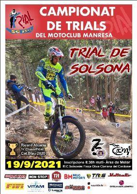 Trial motos de Solsona, Lérida