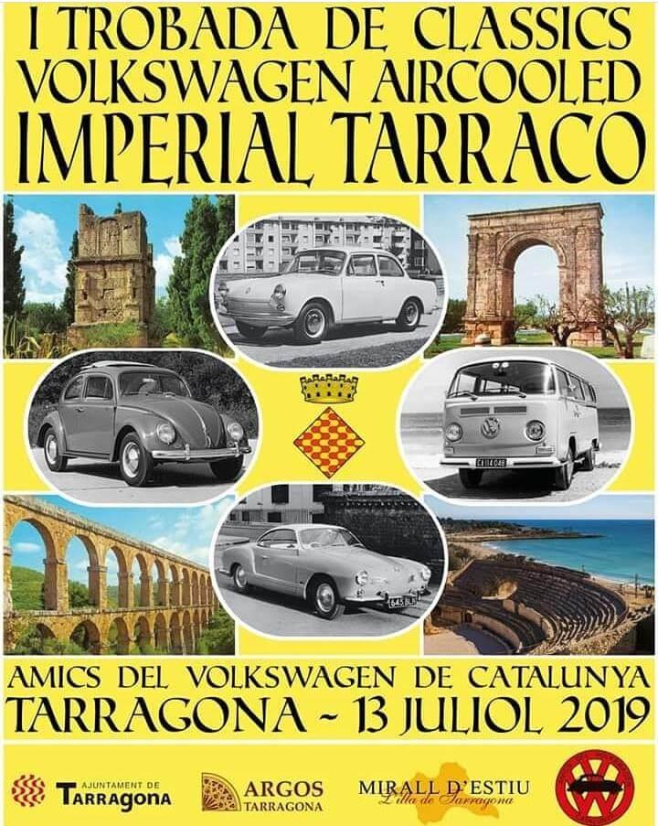 concentraciones coches clasicos Tarragona