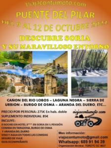 Viaje motero por Soria